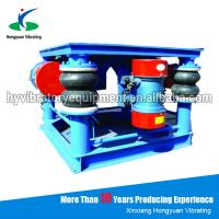 Quality price for vibrating table for concrete mould with double motor wholesale
