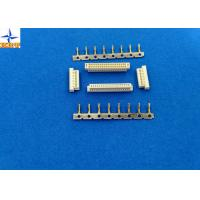 Quality Dual Row Wire To Pcb Connectors 1.0mm Pitch Connector A1004H Housing With Bump wholesale