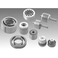 Buy cheap 0.5mm Thickness Electric Motor Core 60mm ID BAOSTEEL Material For PM Motor product