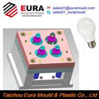 China EURA Zhejiang Taizhou high quality plastic LED Bulb/Base mould manufacturer on sale