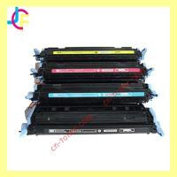 Quality Compatible HP Q6000/6001/6002/6003A Color Toner Cartridge wholesale