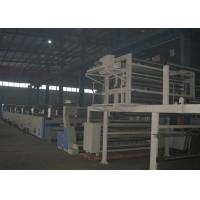 Quality Energy Saving Textile Stenter Machine For Stretching Or Stentering Thin Fabrics wholesale