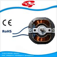 Buy cheap single phase YJ5812 shaded pole fan electric and electrical motor for fan heater and sex machine from wholesalers