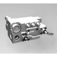 China 420 / 400 Bar Manual Water Directional Control Valve CLSF38-1 on sale
