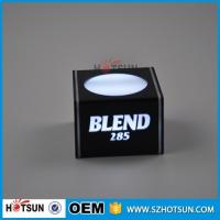 Quality factory custom led light bases for acrylic wholesale