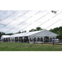 China Aluminum Structure Tent Clear Roof Marquees for Outdoor Wedding with Luxury Decoration for Sale on sale