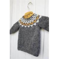 Quality Lovely Kids chunky knit sweaters, cashmere sweaters with fashion pattern wholesale