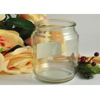 Quality Decoration Round Glass Tableware Transparent Shock Resistant wholesale