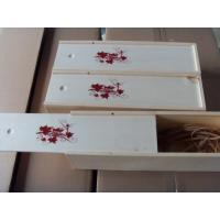 Quality wooden wine box wholesale
