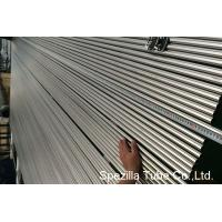 Quality S31803 2205 Duplex Cold Rolled Stainless Steel Round Tube ASME SA789 For Heat Exchanger wholesale