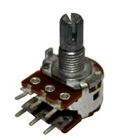 China 16 Series vertical Terminal Shape Rotary Potentiometer on sale