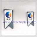 Silk Printing Metal paper Clip,Good Quality Metal Clip, Mini Clip for sale