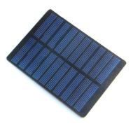 China Custom Size Thin Film Solar Panels , Small Solar Panels For Lights 12 Month Warranty on sale