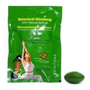 Quality Meizitang Botanical Slimming Capsule wholesale