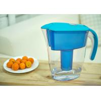 Quality HS-524 Water Purifier Jugs 2.4L fridge door fits size for water cleaning wholesale