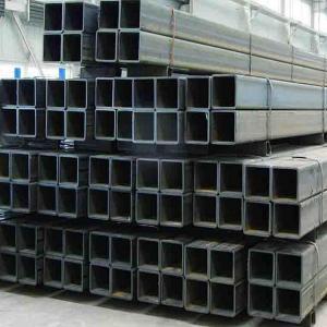 China Hot dip galvanised Square Tube / galvanized steel zinc coated on sale