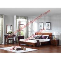 Quality High Quality Wood Bedroom Furniture Set for Luxury Home wholesale