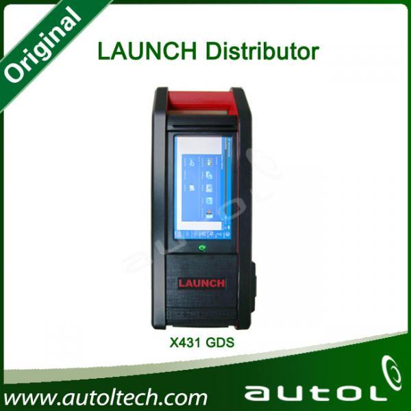 Cheap LAUNCH X431 GDS Diesel Diagnostic configuration Heavy Duty Diagnosis Online update Multi-functional WIFI X-431 GDS for sale