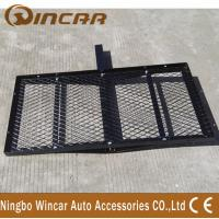 Quality Steel Material Rear Bike Carrier Hitch Mount Cargo Carrier Basket wholesale