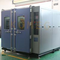 Quality Stainless Steel Plate Walk-In Environmental Testing Chambers for PV Module wholesale