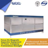 Quality Semi Automatic Drawer Magnetic Separation Equipment Magnetik Separator wholesale