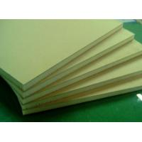 China Self Adhesive Paper Foam Board 1220*2440*3/5/10mm Both Side Coated With Craft Paper on sale