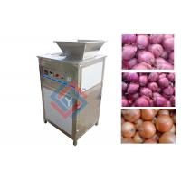 China Professional Onion Processing Equipment Onion Peeling Machine Skin Peeler on sale