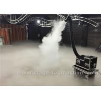 Quality 2800W  Water Low Fog machine only consume water and a litter fog liquid wholesale
