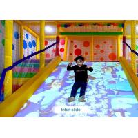 Quality Interactive floor game projector interactive projection wall children game machine wholesale