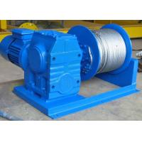 Quality Heavy Duty Variable Speed Electric Rope Construction Winch Manufacturer wholesale