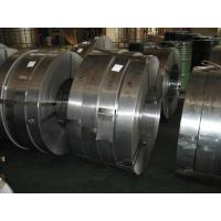 Quality 304 / 316 / 430 Cold Rolled Steel Strip in Coil With 2B / BA Finish, 7mm - 350mm Width wholesale