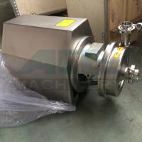 Quality SS304 316 Sanitary food grade Centrifugal transfer pump  1.5hp food grade clean water pump wholesale
