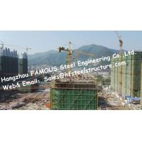 Quality Structural Skeleton Framed Pre Engineered Steel Buildings Hot Galvanized Surface Treatment wholesale