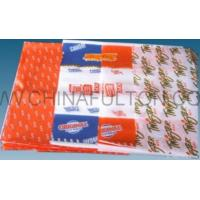 Quality Colorful Burger Wrapping Paper wholesale