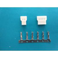Cheap 2.0mm Pitch , 2-16 Pin , PCB Connectors Wire to Board , Dip Type Tin-plated Connector in White for sale