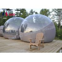Quality Semi - Transparent PVC Inflatable Event Tent Outdoor Bubble Tent Customized wholesale
