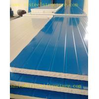 Quality Heat-resistant Glass EPS Sandwich Roof Panel Metal Roofing Sheets For Cladding wholesale