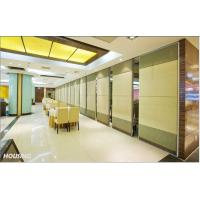 China Sound Insulation Movable Partition Walls For Meeting Room on sale