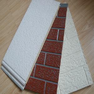 Quality Metallic Embossed Sandwich Panel (Elegant Design and Color) wholesale