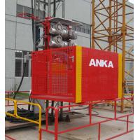 Quality Material Hoist with Rack & Pinion (SC100) wholesale