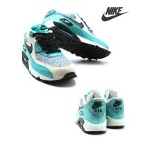 Quality Hotest N-ike air max 90 men air breathable running shoes bright green size36-40,Free shipp wholesale