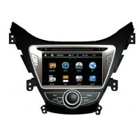 China 8 Inch Car Stereo Hyundai Car DVD Player with BT / A2DP / 3G For Hyundai Eltantra 2012 on sale