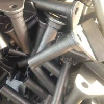 Quality Customized Color Precision Aluminum Die Casting Parts , Mechanical Spare Parts wholesale