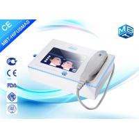 Quality Portable Mini Home Use Hifu Machine For Anti - agent Wrinkle Wholesale HIFU For Face Lift And Body Slimming wholesale