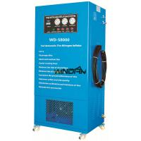 China 300L Pressure Tank Truck Tire Nitrogen Inflator , Car Tyre Inflator with Electric Control Vacuum Device on sale