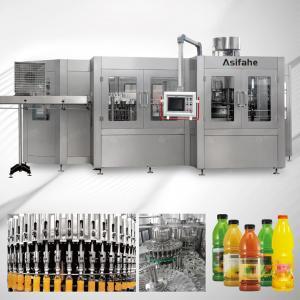 Quality Bottled Fruit Juice Production Line / Equipment /Apple juice blueberry juice beverage factory equipment wholesale