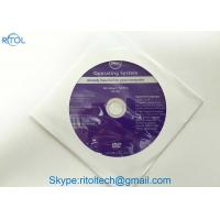 China Win 10 Pro 64 Bit DVD Hologramm , Italian Win 10 Pro Key OEM With Security Label on sale