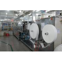 Quality 19KW Wet Napkin Machine Production Machine Three Phase Four Cables wholesale