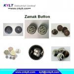 Quality Zamak 5 zinc alloy die casting metal button die casting machine wholesale