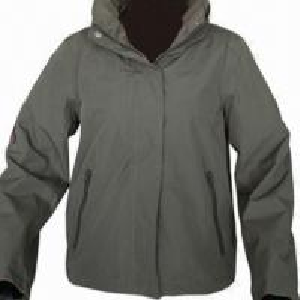 Quality Women's Outdoor Jacket, Army Green/Dark Navy, Windbreaker, Softshell Jacket, Waterproof, Breathable wholesale